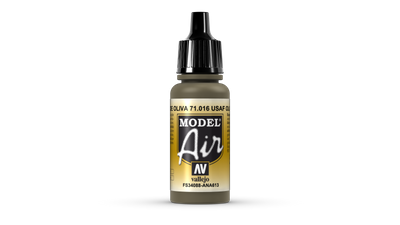 Vallejo Model Air | 17ml | 016 | US Dark Grey – Bild 1