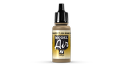 Vallejo Model Air | 17ml | 024 | Khaki_Brown
