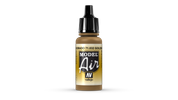 Vallejo Model Air | 17ml | 032 | Golden Brown 001