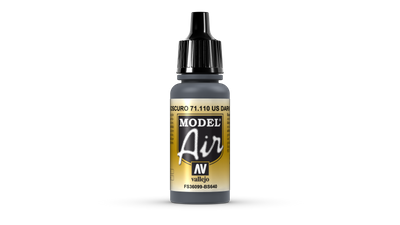 Vallejo Model Air | 17ml | US_dark_grey – Bild 1