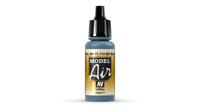 Vallejo Model Air | 17 ml | USA_IDF Blue – Bild 1