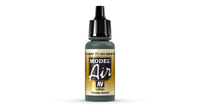 Vallejo | Model Air | 17ml | USAF Green