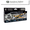 Vallejo | Air War | Luftwaffe Maritime and Tropical Colors 001