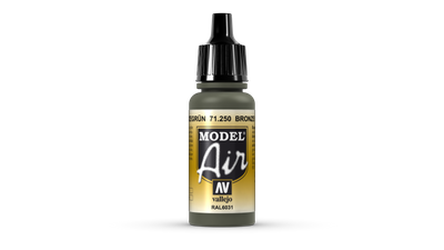 Vallejo | Model Air | 17ml | Bronze Grün