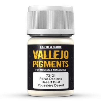 Vallejo | 30ml PIGMENT | Polvo Desierto