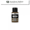 Vallejo | 35ml Model Wash | 514 Dark Brown