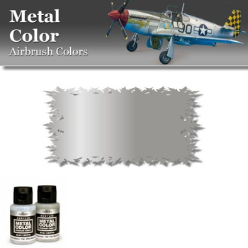 Vallejo Metal Color | 32ml | 701 Aluminium
