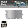 Vallejo Metal Color | 32ml | 703 Dark Aluminium