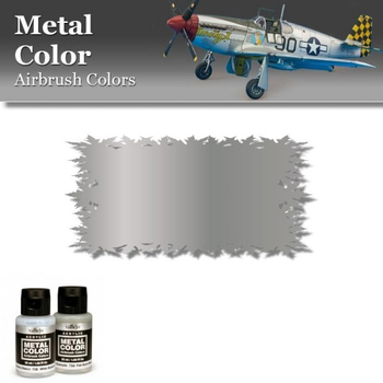 Vallejo Metal Color | 32ml | 704 Pale Burnt Metal