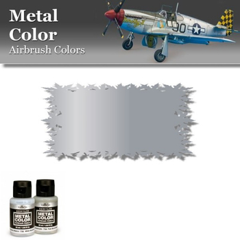 Vallejo Metal Color | 32ml | 706 White Aluminium