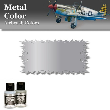 Vallejo Metal Color | 32ml | 717 Dull Aluminium