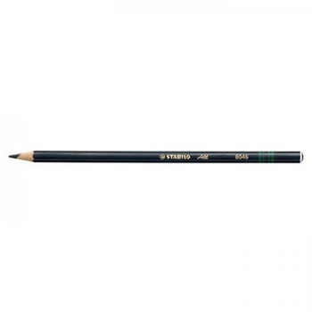 Faber Castell | Stabillo All  | Black