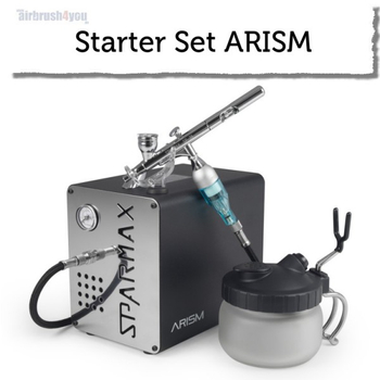 ARISM | Airbrush Set – Bild 1