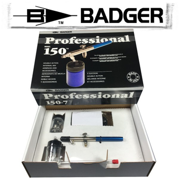 Badger 150 Set | box | nozzle F/M/L with equipment – Bild 1