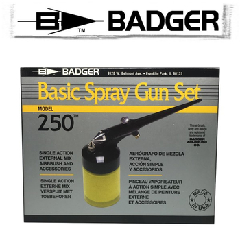 Badger 250 | Basic Gun | Karton – Bild 1