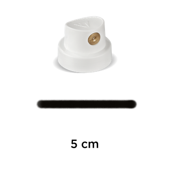 CAP | Outline Special | white/gold – Bild 1