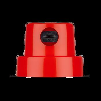 CAP |  Flachstrahl Artist 2 | rot/schwarz – Bild 2