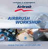 "DVD | Airbrush Workshop"" by Harder & Steenbeck 