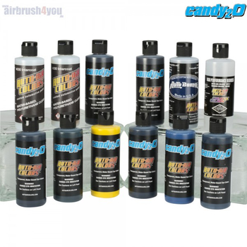 cool Box Set | Candy²O Airbrush-Effekt-Farbe
