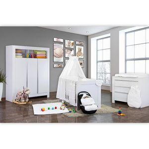 Babyzimmer Kinderzimmer Felix in Weiß oder Akaziengrau  – Bild 11