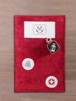 Babyzimmer Teppich Kinderzimmer Wellsoft Spielteppich Matrose Rot 120 x 170cm 001