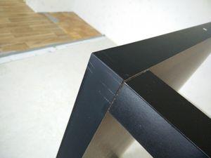 Raumteiler Mexx Bücherregal Regal Schwarz Hochglanz 16 Fächer 4 x 4 B-Ware – Bild 7