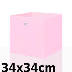 Faltbox Faltkiste Regalkorb Regalkiste Regalbox Aufbewahrungsbox Spielkiste Staubox Korb – Bild 15