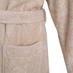 Bademantel Morgenmantel Saunamantel Kimono flauschig warm elegant Wellness Sauna S-XL in 7 Farben - 100% Baumwolle Frottee Kimono Bathrobe – Bild 9