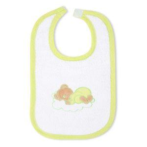 7-tlg. Bettsetpaket Sleeping Bear in grün inkl. Fußsack und Lätzchen – Bild 9