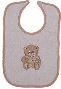 8-tlg. Bettsetpaket Memi Bear inkl. Lätzchen, Decke + Kissen – Bild 6