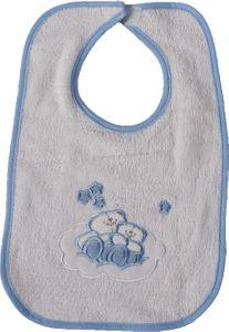 19-tlg. Babyzimmer Deniz in blau mit Textilien in Enni Bear blau – Bild 8