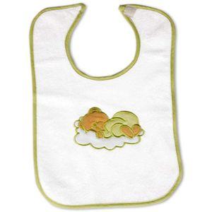 17-tlg. Set:Baby-u.Kinderbett NATURA Klassik Kiefer mit Bettkasten und Bettset Sleeping Bear grün – Bild 6