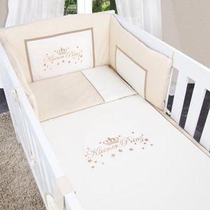 Babyzimmer Felix in akaziengrau 10 tlg. mit 2 türigem Kl. + Kleiner Prinz Beige – Bild 8