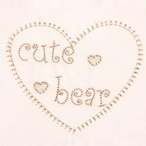 Babyzimmer Enni in weiss 10 tlg. mit 2 türigem Kl. + Textilien von Cute Bear in Beige – Bild 10