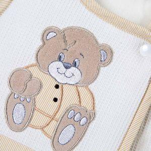 Hochglanz Babyzimmer Memi 19-tlg. mit Textilien Memi in Beige – Bild 13