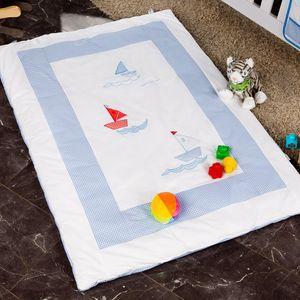 Hochglanz Babyzimmer Memi 19-tlg. mit Textilien von Blue Marine – Bild 20