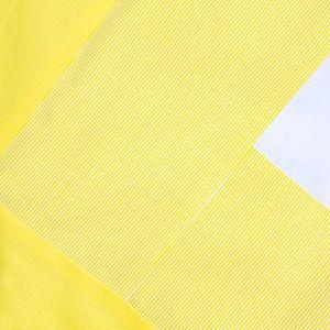 Babyzimmer Yves 19-tlg. mit 2 türigem Schrank + gr. Bett, Textilset Sleeping Bear in Gelb – Bild 17