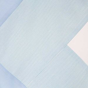 Babyzimmer Yves 19-tlg. mit 2 türigem Schrank + gr. Bett, Textilset Memi in Blau – Bild 17