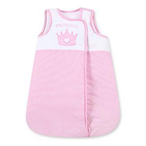 Babyzimmer Yves 19-tlg. mit 2 türigem Schrank + gr. Bett, Textilset Princess Rosa – Bild 7