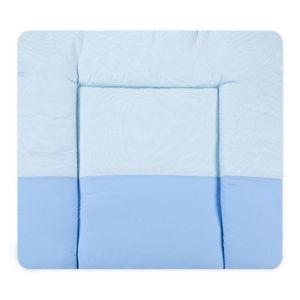 Babyzimmer Yves 19-tlg. mit 2 türigem Schrank + gr. Bett, Textilset Prince Blau – Bild 12