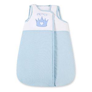 Babyzimmer Yves 21-tlg. mit 3 türigem Schrank + kl. Bett, Set Prince Blau – Bild 8