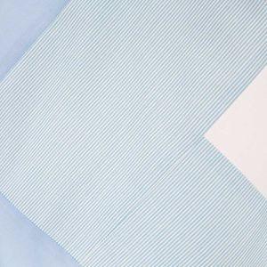 Babyzimmer Yves 21-tlg. mit 3 türigem Schrank + kl. Bett, Set Prince Blau – Bild 15
