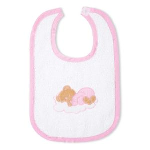 Babyzimmer Felix in weiss  21 tlg. mit 3 türigem Kl + Sleeping Bear in rosa – Bild 16