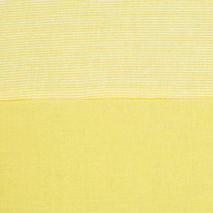Babyzimmer Yves 21-tlg. mit 3 türigem Schrank + kl. Bett, Set Sleeping Bear Gelb – Bild 14