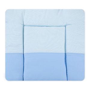 Babyzimmer Atlanta in Weiss 19 tlg. mit 3 türigem Kl. + Sleeping Bear Blau – Bild 21