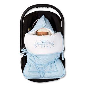 Babyzimmer Atlanta in Weiss 19 tlg. mit 3 türigem Kl. + Kleiner Prinz Blau – Bild 17
