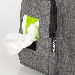 Wickeltasche mit Wickelunterlage wasserabweisend Baby Windeltasche Umhängetasche – Bild 15