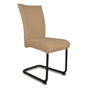Eleganz Stretch Stuhlhusse Stuhlbezug Elastische Husse Dekoration Stuhl Husse aus Elastik-Stoff für universelle Passform – Bild 21