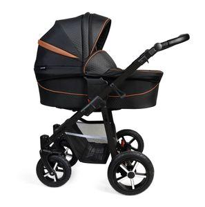 3in1 Kinderwagen Kombikinderwagen Buggy Sportwagen Babyschale Autositz 0-13kg – Bild 2