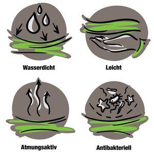 Matratzenschoner Matratzenauflage Inkontinenz Matratzenschutz Molton Spannbettlaken – Bild 8